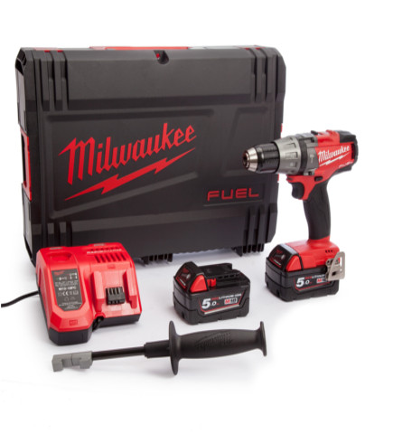 Trapano Avvitatore Milwaukee Fuel M18 FPD