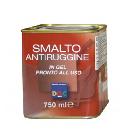 Smalto Antiruggine In Gel